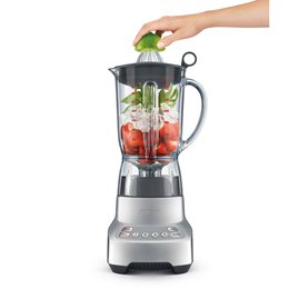 Electronic blender Catler BL 4010 - Multi feature lid – citrus cone could be added after removing the inner cup