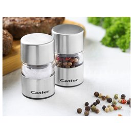 Stainless Steel Salt and Pepper Grinder Catler SM 2210